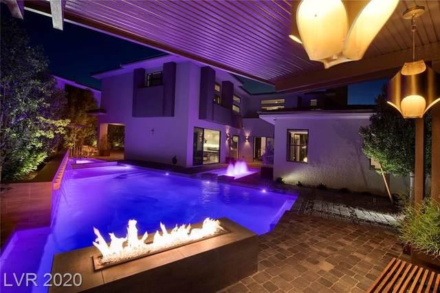 15 Garden Rain Drive, Las Vegas, NV 89135 (MLS #2212343) :: Signature Real Estate Group