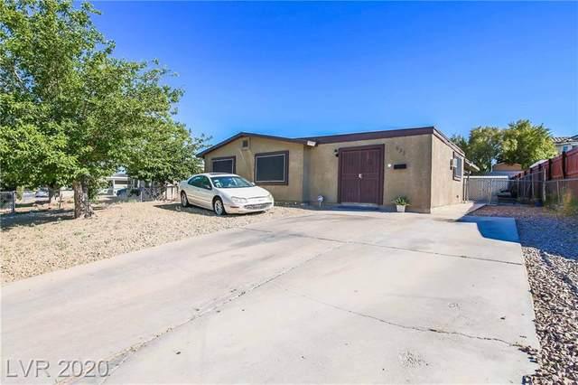 533 Kings Avenue, North Las Vegas, NV 89030 (MLS #2212344) :: The Mark Wiley Group | Keller Williams Realty SW