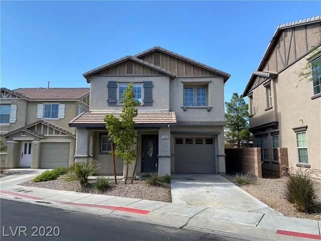1136 Paradise Desert Avenue, Henderson, NV 89002 (MLS #2212345) :: Signature Real Estate Group