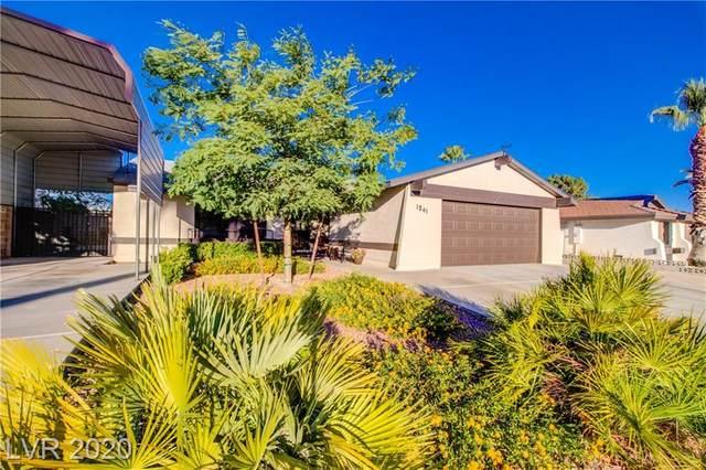 1541 Mancha Drive, Boulder City, NV 89005 (MLS #2212347) :: Signature Real Estate Group