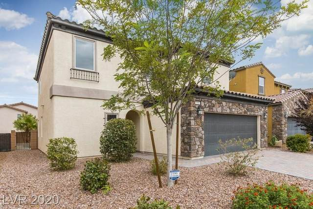 950 Hidden Bull Street, Las Vegas, NV 89178 (MLS #2212350) :: Hebert Group | Realty One Group