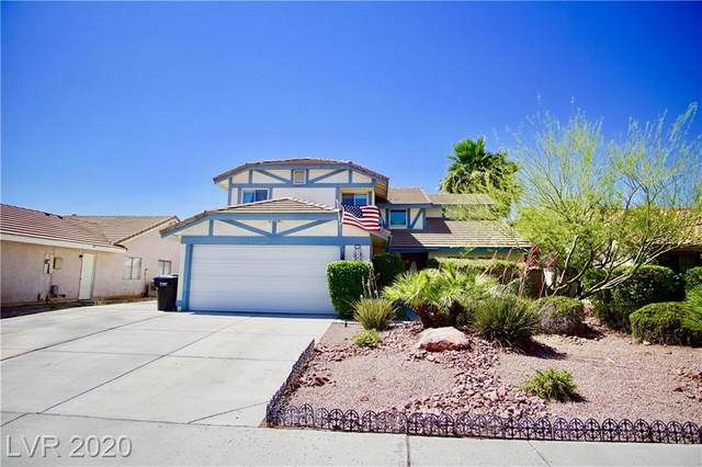 3149 Viewcrest Avenue, Henderson, NV 89014 (MLS #2212357) :: Signature Real Estate Group