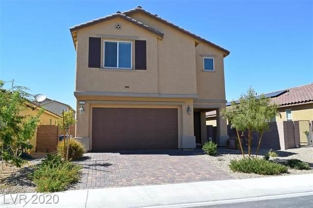 6243 Orions Belt Peak Street, North Las Vegas, NV 89031 (MLS #2212362) :: The Mark Wiley Group | Keller Williams Realty SW