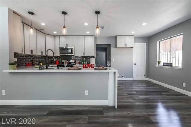 4720 El Tesoro Avenue, Las Vegas, NV 89121 (MLS #2212368) :: Signature Real Estate Group