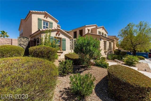 7426 Salvadora Place, Las Vegas, NV 89113 (MLS #2212404) :: Signature Real Estate Group