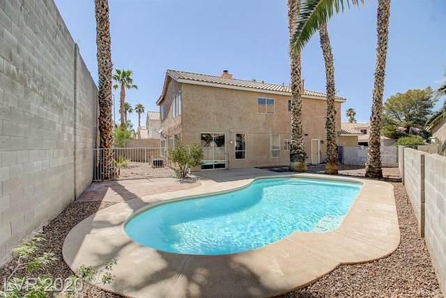 1703 Talon Avenue, Henderson, NV 89074 (MLS #2212449) :: Signature Real Estate Group