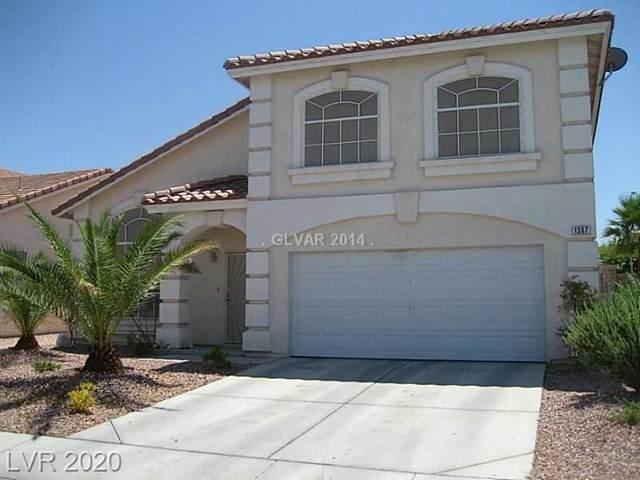 1367 Balsam Mist Avenue, Las Vegas, NV 89183 (MLS #2212452) :: Jeffrey Sabel