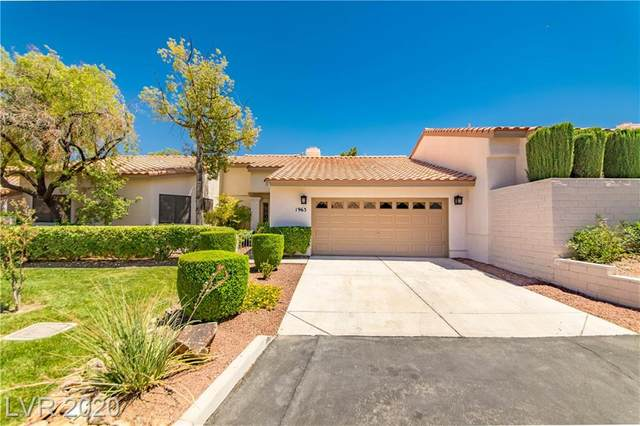 1963 Moyer Drive, Henderson, NV 89074 (MLS #2212475) :: Signature Real Estate Group