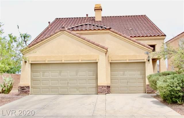 1398 Baja Grande Avenue, Henderson, NV 89012 (MLS #2212478) :: Signature Real Estate Group