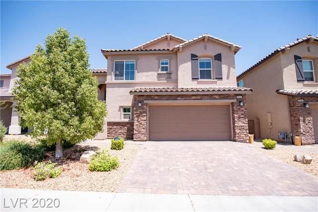 8064 Muir Brook Avenue, Las Vegas, NV 89113 (MLS #2212532) :: The Perna Group