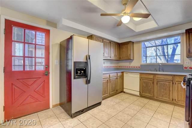 3940 Edgemoor Way, Las Vegas, NV 89121 (MLS #2212570) :: Signature Real Estate Group