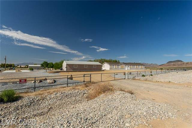 2151 W Harris Farm Road, Pahrump, NV 89060 (MLS #2212613) :: Performance Realty