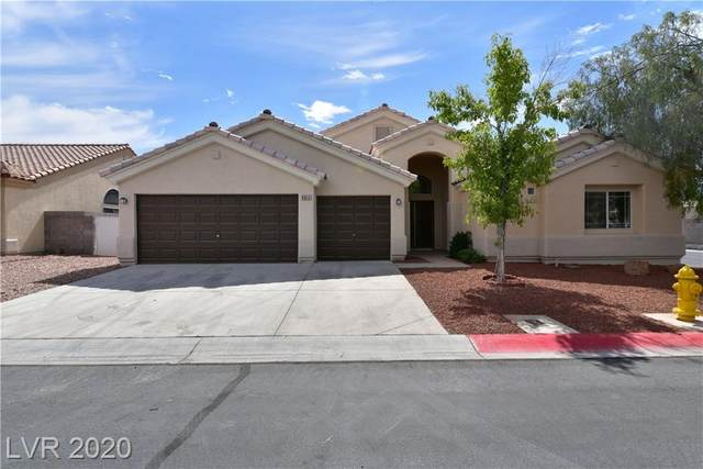 6012 Bungalow Bay Street, Las Vegas, NV 89130 (MLS #2212621) :: Helen Riley Group | Simply Vegas