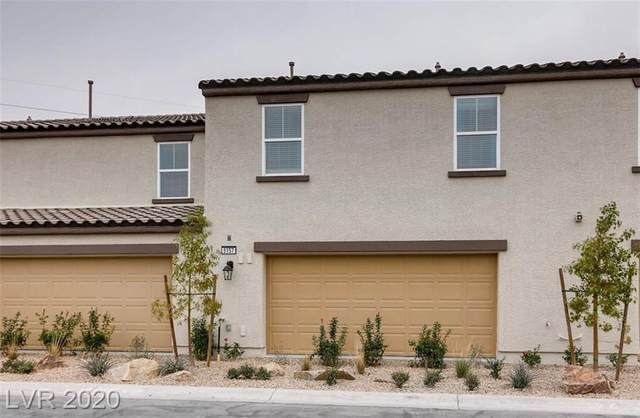 4485 Dover Straight Street Lot 126, Las Vegas, NV 89115 (MLS #2212645) :: Performance Realty