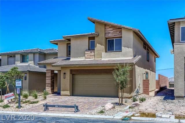 9734 Jade Rise Avenue, Las Vegas, NV 89148 (MLS #2212651) :: The Lindstrom Group