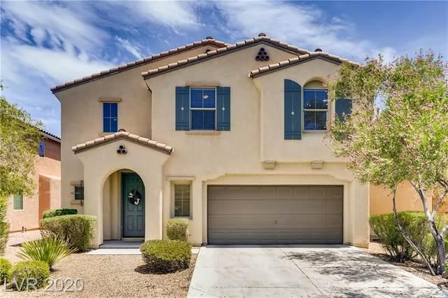 10618 Cave Ridge Street, Las Vegas, NV 89179 (MLS #2212672) :: Signature Real Estate Group