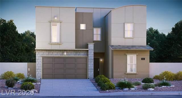 699 Glowing Horizon Street, Henderson, NV 89052 (MLS #2212695) :: Performance Realty
