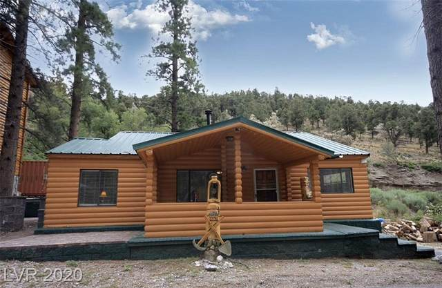 4448 Yellow Pine Avenue, Mount Charleston, NV 89124 (MLS #2212750) :: Signature Real Estate Group