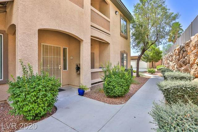 3325 Cactus Shadow Street #103, Las Vegas, NV 89129 (MLS #2212771) :: Hebert Group | Realty One Group