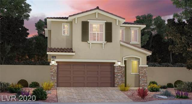 12534 Mosticone Way, Las Vegas, NV 89141 (MLS #2212775) :: Signature Real Estate Group