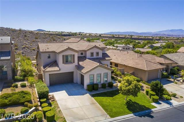 33 Stonemark Drive, Henderson, NV 89052 (MLS #2212783) :: Jeffrey Sabel