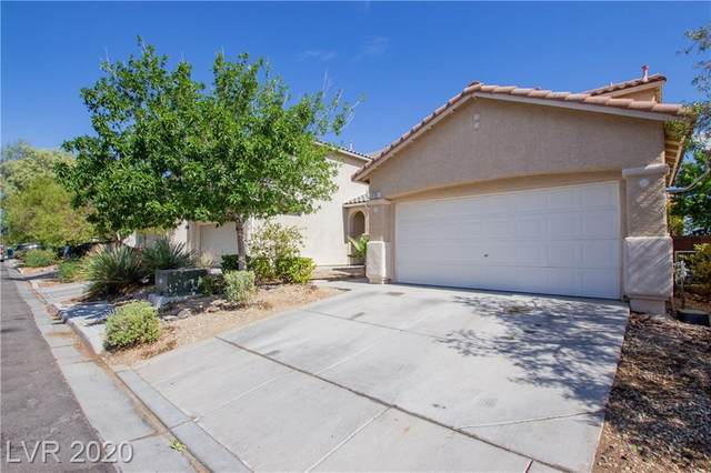 272 Bella Matese Avenue, Las Vegas, NV 89183 (MLS #2212806) :: Signature Real Estate Group
