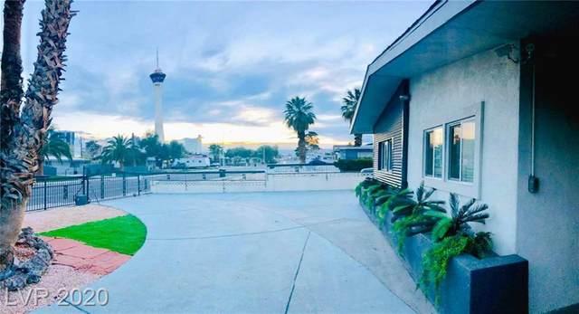 549 Oakey Boulevard, Las Vegas, NV 89104 (MLS #2212850) :: Signature Real Estate Group