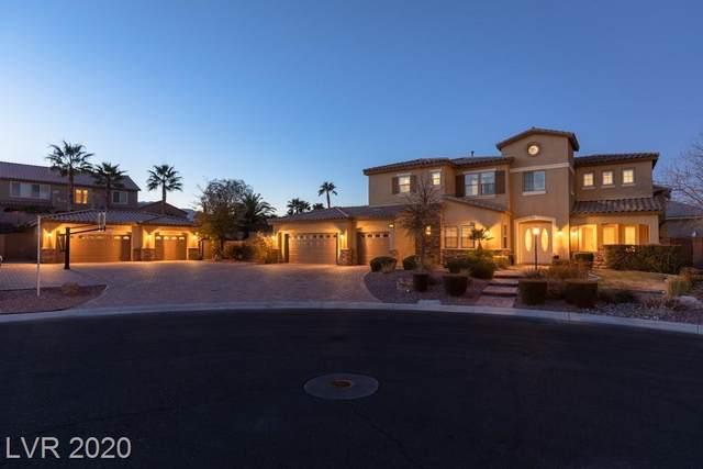 8930 Hickam Avenue, Las Vegas, NV 89129 (MLS #2212865) :: The Lindstrom Group