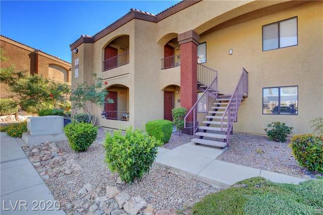 950 Seven Hills Drive #522, Henderson, NV 89052 (MLS #2212942) :: The Perna Group