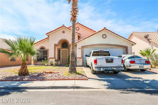 5461 Zone Avenue, Las Vegas, NV 89122 (MLS #2212961) :: Signature Real Estate Group