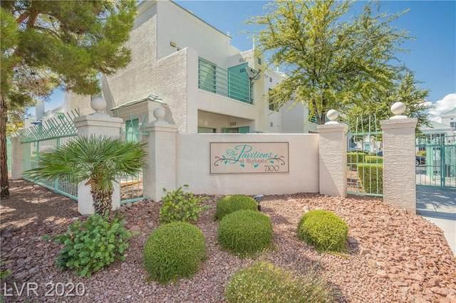 7100 Pirates Cove Road #1115, Las Vegas, NV 89145 (MLS #2212967) :: Hebert Group | Realty One Group