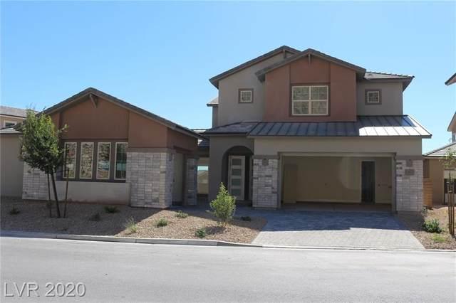 2910 Reverence Heights Lane, Las Vegas, NV 89138 (MLS #2212969) :: Jeffrey Sabel