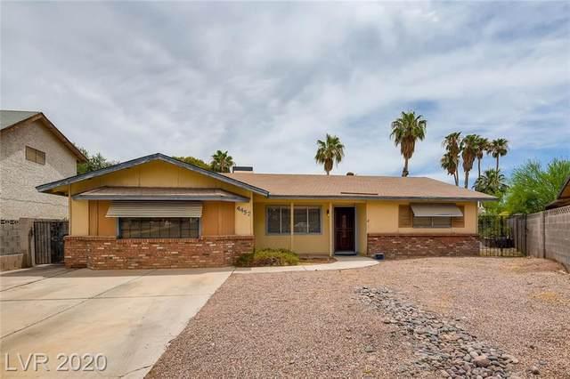 4457 Cafe Place, Las Vegas, NV 89121 (MLS #2212986) :: Signature Real Estate Group