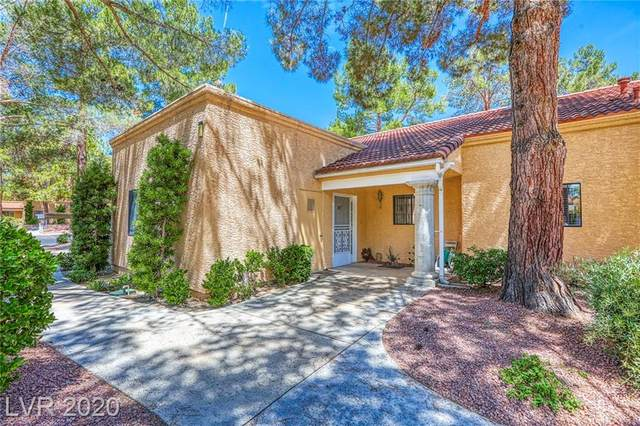 2851 S Valley View Boulevard #1017, Las Vegas, NV 89102 (MLS #2212996) :: The Shear Team