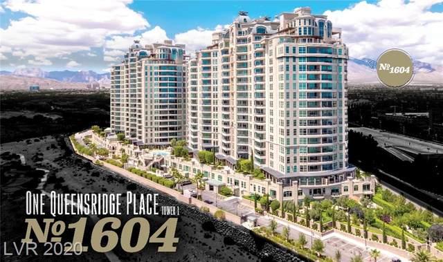 9101 Alta Drive #1604, Las Vegas, NV 89145 (MLS #2212997) :: Hebert Group | Realty One Group