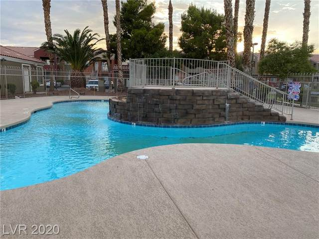 4730 Craig Rd #2021, Las Vegas, NV 89115 (MLS #2213063) :: Hebert Group | Realty One Group