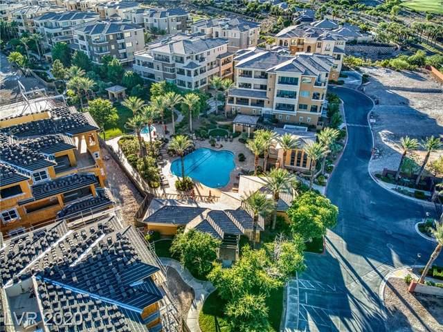 9125 Las Manaitas Avenue #402, Las Vegas, NV 89144 (MLS #2213130) :: Billy OKeefe | Berkshire Hathaway HomeServices
