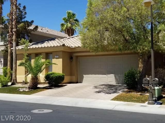 172 Sandy Bunker Lane, Las Vegas, NV 89148 (MLS #2213142) :: Hebert Group | Realty One Group