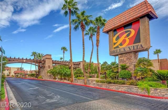 5161 River Glen Drive #152, Las Vegas, NV 89103 (MLS #2213182) :: Hebert Group   Realty One Group