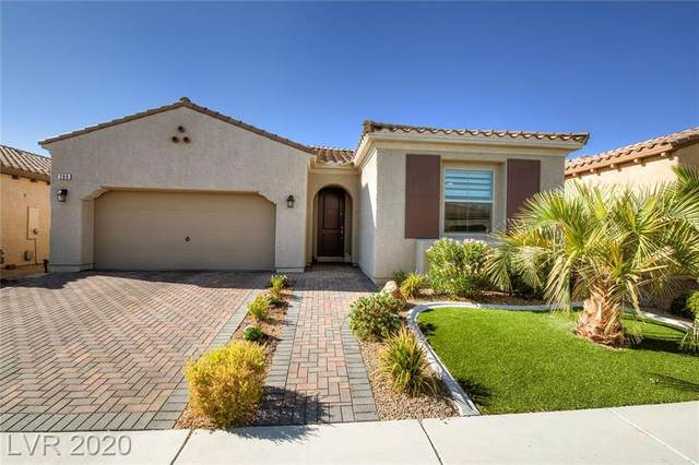 289 Via Del Duomo, Henderson, NV 89011 (MLS #2213185) :: Helen Riley Group | Simply Vegas