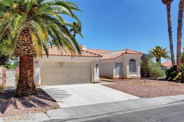 1180 Middleriver Court, Las Vegas, NV 89123 (MLS #2213200) :: Signature Real Estate Group