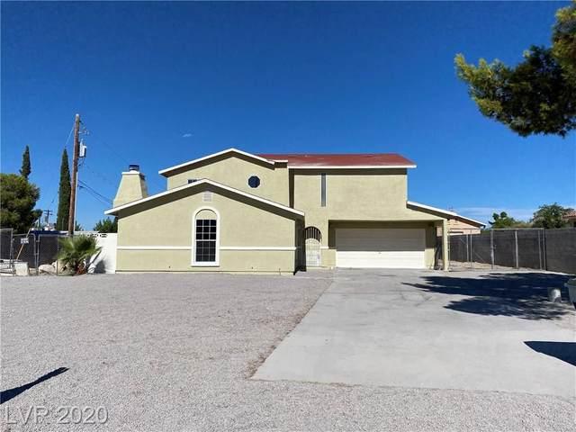 3704 Thom, Las Vegas, NV 89130 (MLS #2213257) :: Jeffrey Sabel