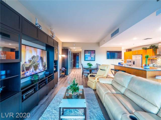 4575 Dean Martin Drive #1206, Las Vegas, NV 89103 (MLS #2213260) :: Hebert Group | Realty One Group