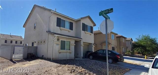 5233 Floralita Street, Las Vegas, NV 89122 (MLS #2213266) :: Signature Real Estate Group