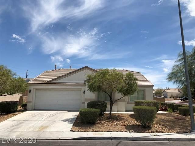 809 Pueblo Hills Avenue, North Las Vegas, NV 89032 (MLS #2213279) :: Jeffrey Sabel