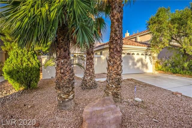 7634 Ribbon Rock Court, Las Vegas, NV 89139 (MLS #2213284) :: The Lindstrom Group