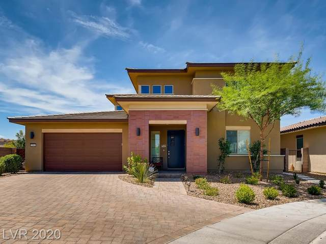2961 Barrett Springs Avenue, Henderson, NV 89044 (MLS #2213434) :: Kypreos Team