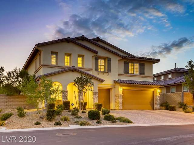611 Green Sage Way, Las Vegas, NV 89138 (MLS #2213435) :: Jeffrey Sabel