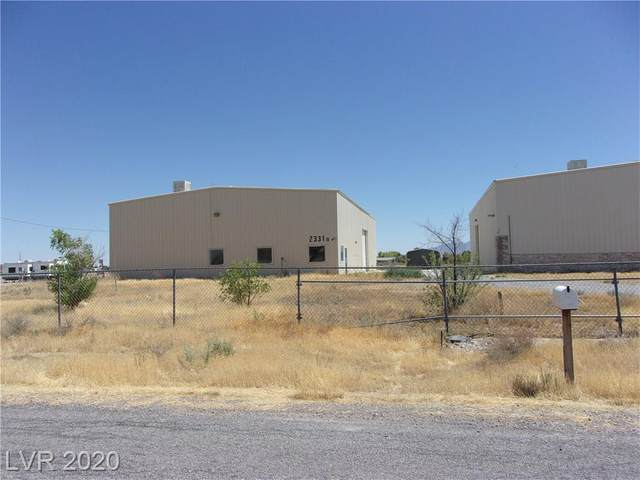 2331 Blosser Ranch Road, Pahrump, NV 89060 (MLS #2213486) :: Jeffrey Sabel