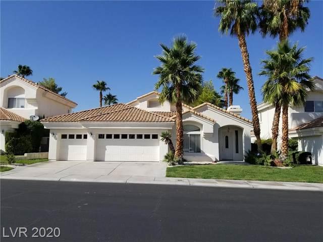 8104 Bay Harbor Drive, Las Vegas, NV 89128 (MLS #2213561) :: Hebert Group | Realty One Group